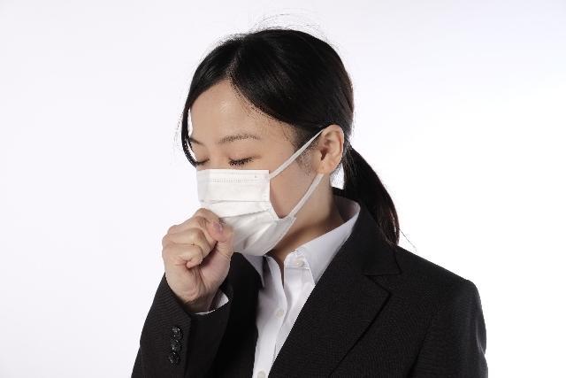 自習室で風邪をうつされた