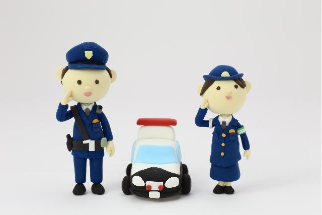 警察官を目指して自習室を利用