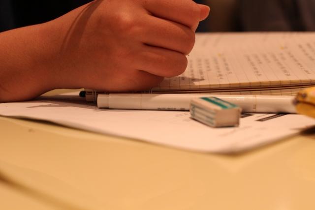 短時間で集中して自習室を利用