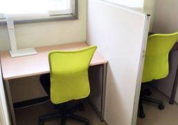 自習室デスクワークス もりのみやキューズモール前教室