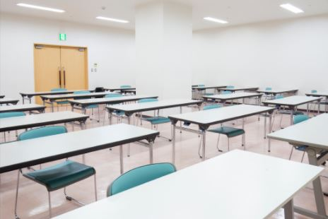 西新パレス自習室